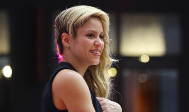 Milano, Shakira in concerto il 21 giugno 2018
