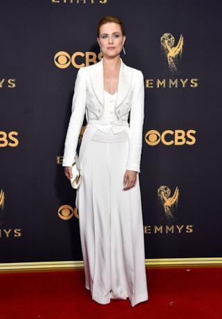 Evan Rachel Wood agli Emmy