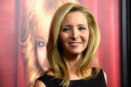 Lisa Kudrow in primo piano