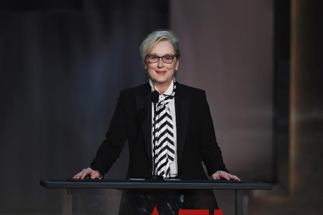 Meryl Streep, una delle donne di Hollywood più influenti di sempre