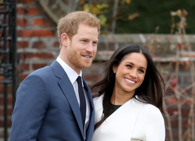 Meghan Markle e il suo futuro marito: il principe Harry