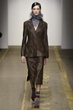 Sfilata MORFOSIS Collezione Alta moda Autunno Inverno 19/20 Roma - 17
