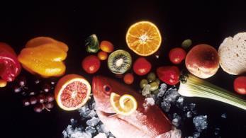 Diversi alimenti.