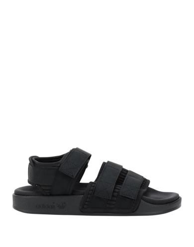Sandali rasoterra neri