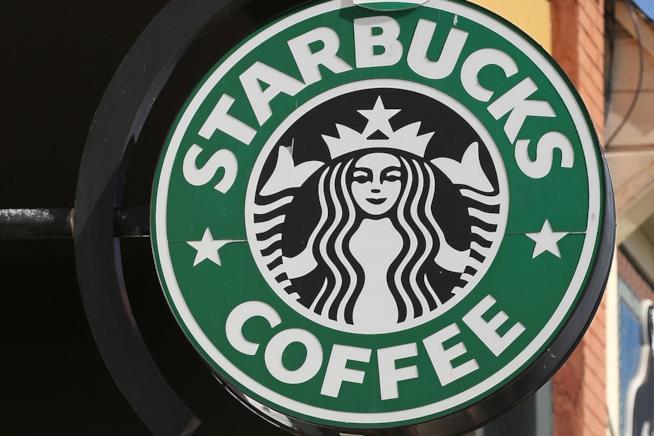 Starbucks, un'insegna conosciuta in tutto il mondo