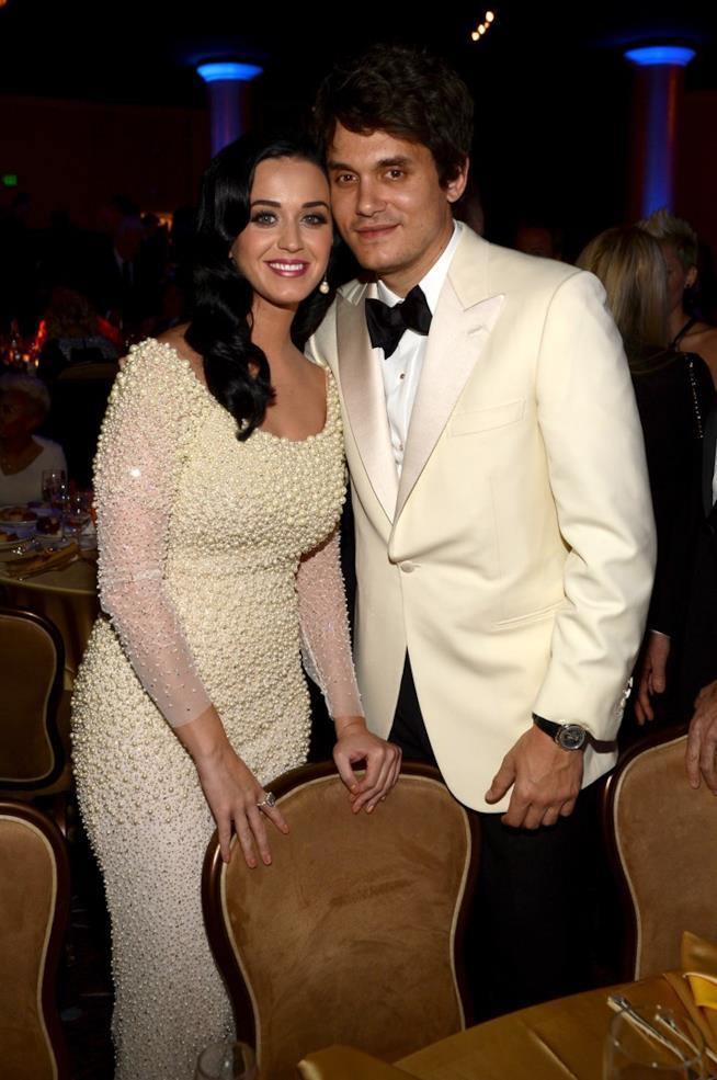 Katy Perry e John Mayer ai tempi della loro relazione