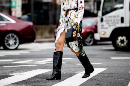Moda stivali texani primavera estate 2019