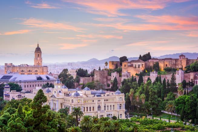 Andalusia Itinerari: Malaga