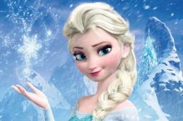 Elsa la protagonista di Frozen