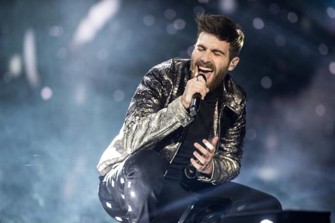 Il cantante Lorenzo Licitra