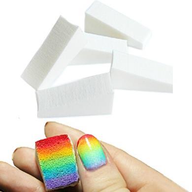 5 spugne per Nail Art