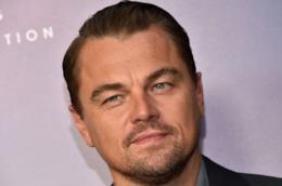 L'attore e attivista Leonardo DiCaprio