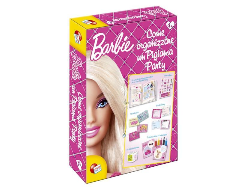 Come organizzare un pigiama party con Barbie