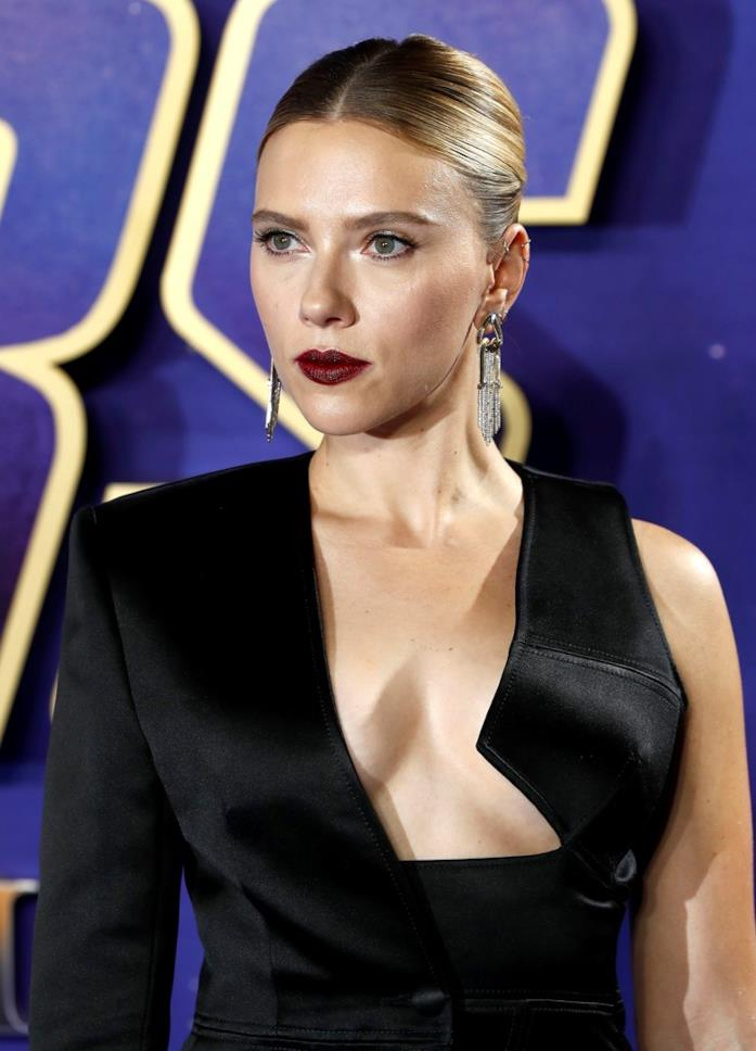 Scarlett Johansson sul red carpet