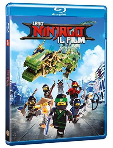 Blu-ray di LEGO Ninjago - Il film