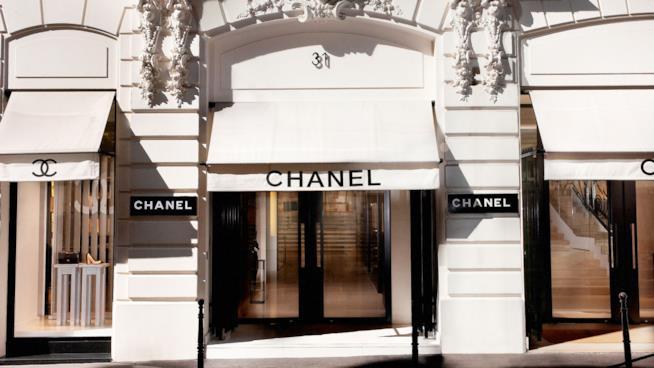 L'atelier di Coco Chanel