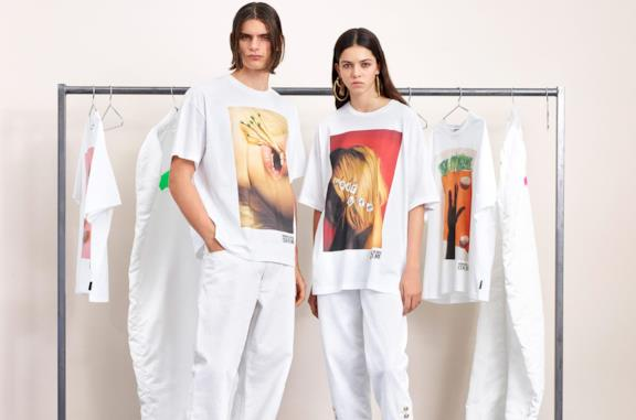 Versace Jeans Couture pre-fall 2019/2020 Capsule T-shirt unisex