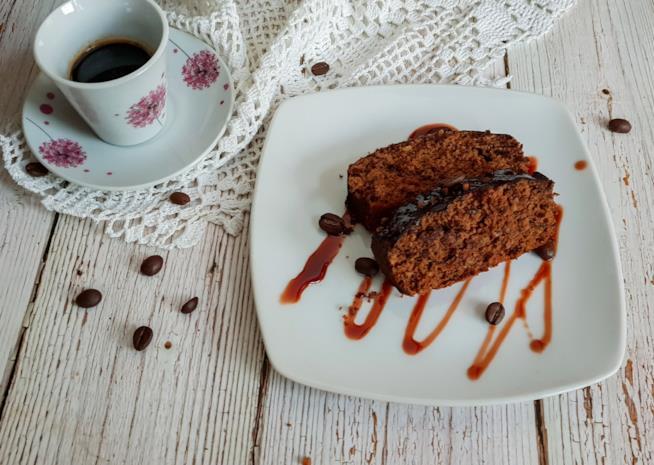 Fette di plumcake vegan