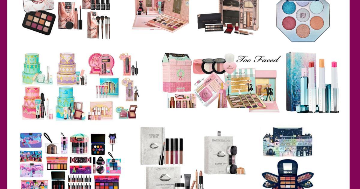 Regali di Natale 2018 Beauty: tutti i cofanetti make up e i kit regalo in edizioni limitata
