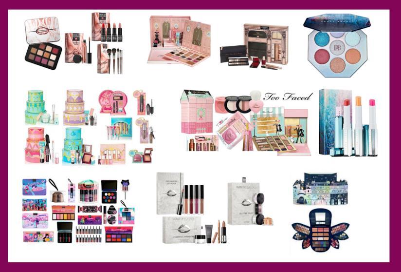 5d1e3192448513 Regali per beauty lovers: cofanetti e i kit make-up