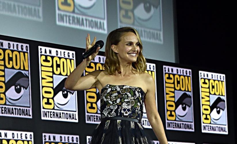 Natalie Portman al Comic-Con