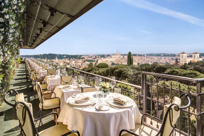 Ristorante Mirabelle presso Hotel Splendide Royal