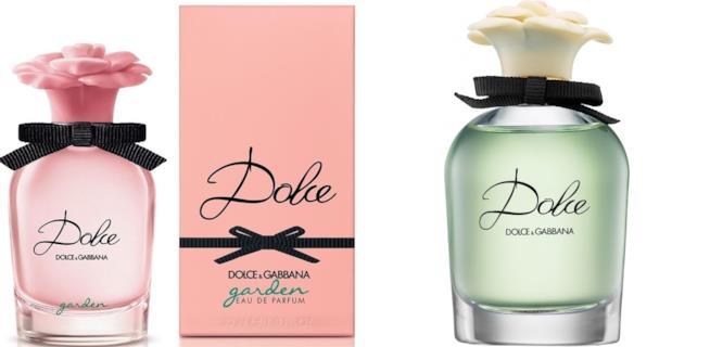 Agrumi e latte di mandorla per la nuova edp di Dolce&Gabbana: Dolce garden