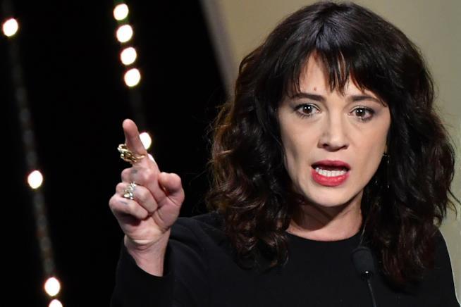 Asia Argento contro Rose McGowan: 'Ti do 24 ore per ritrattare tutto'