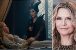 Michelle Pfeiffer e Maleficient