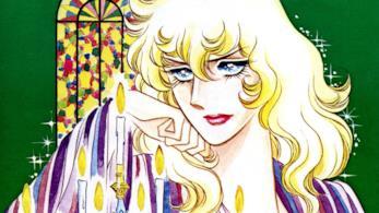Lady Oscar disegnata da Riyoki Ikeda
