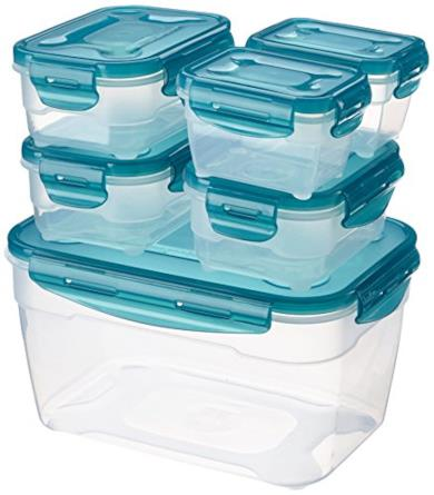 Set di contenitori per alimenti