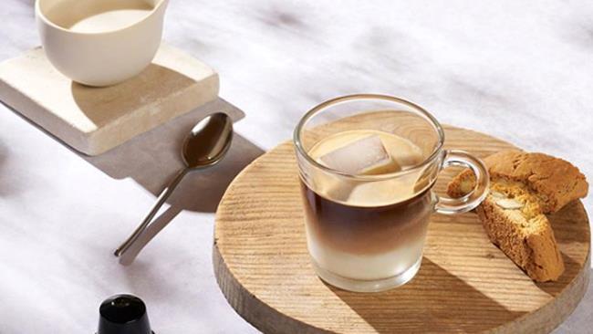 Caffè alla salentina con latte di mandorla