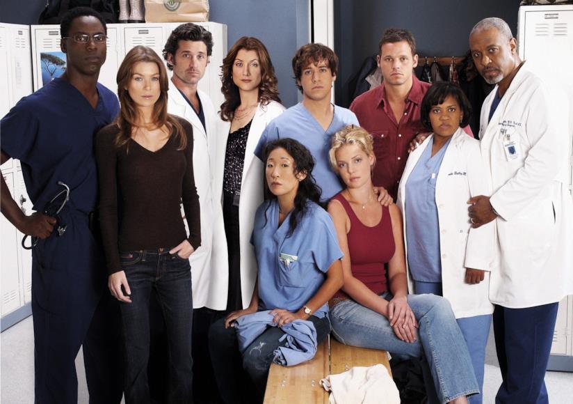 Grey's Anatomy, è cambiata molto dal 2005 ad oggi