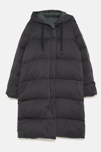 design senza tempo a5e7d f3732 Zara Donna: i 10 migliori capispalla per l'inverno 2018-2019