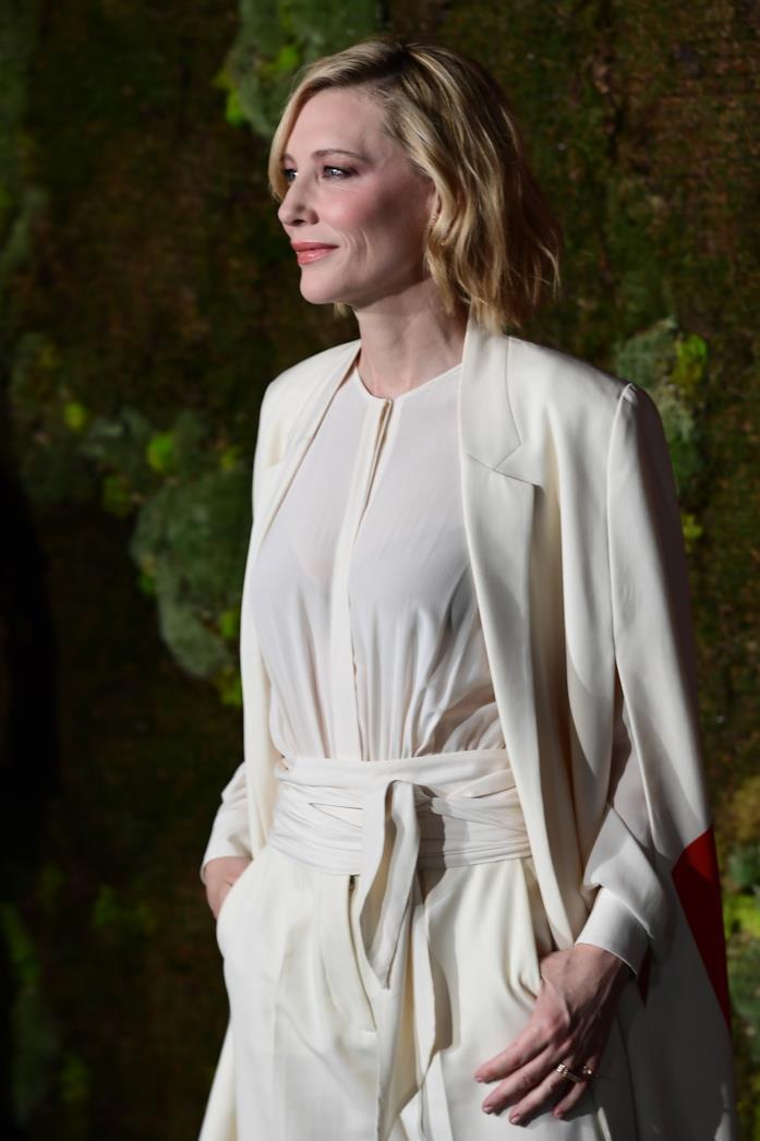 Cate Blanchett al Green Carpet