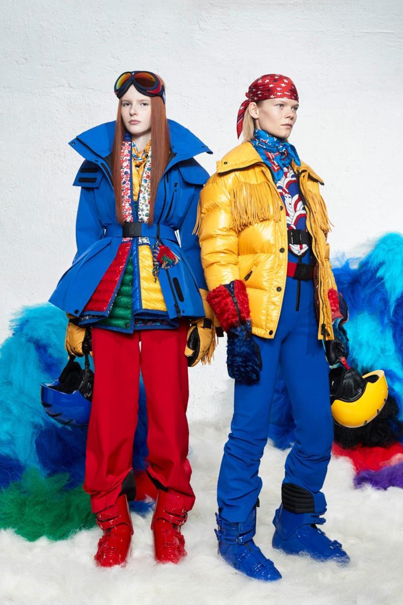 Sfilata MONCLER Collezione Donna Autunno Inverno 19/20 Milano - 63