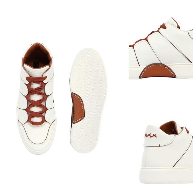 Sneakers da uomo Ermenegildo Zegna per Natale