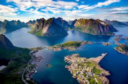 Le splendide isole norvegesi delle Lofoten