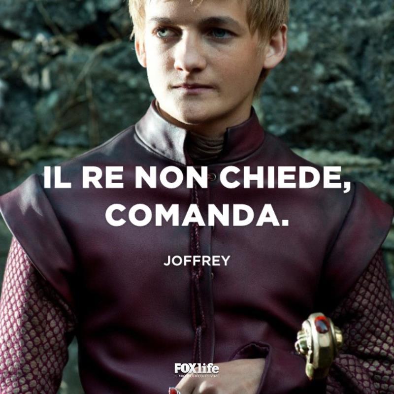 Il folle Joffrey