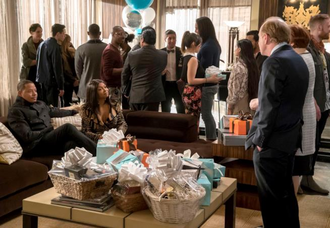 Lucious e Cookie, Empire 4 - Episodio 15