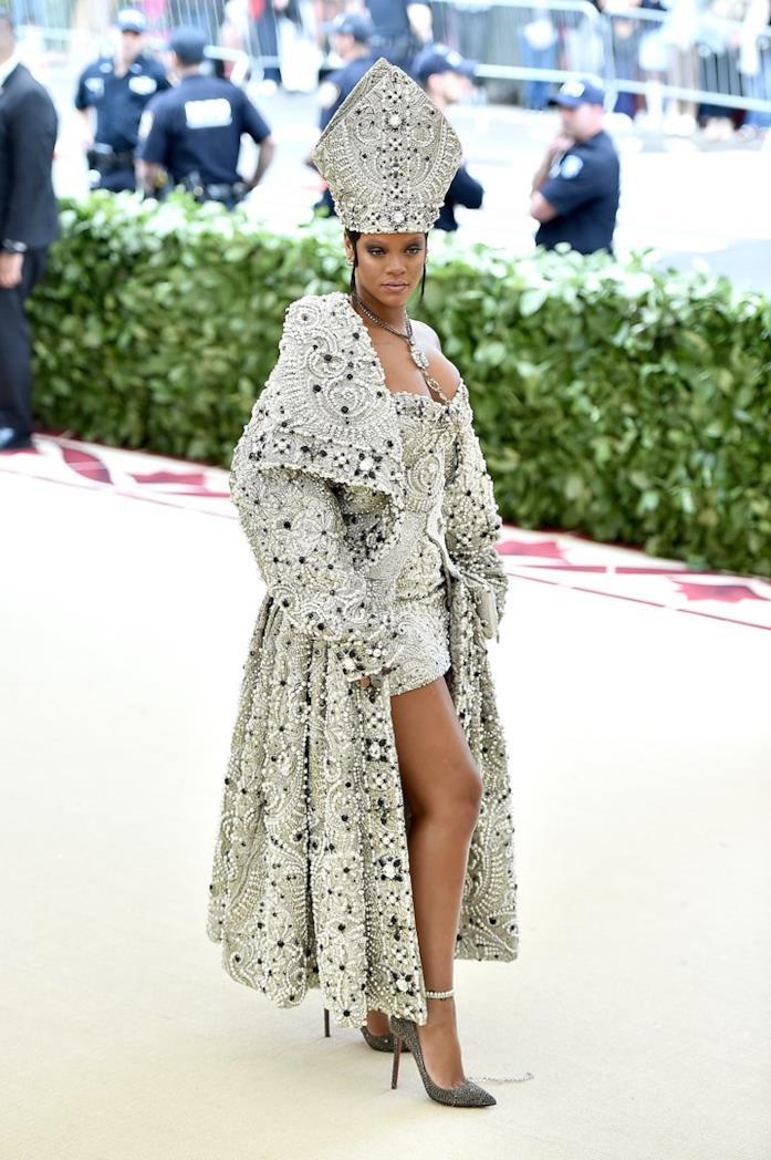 Rihanna al MET Gala 2018