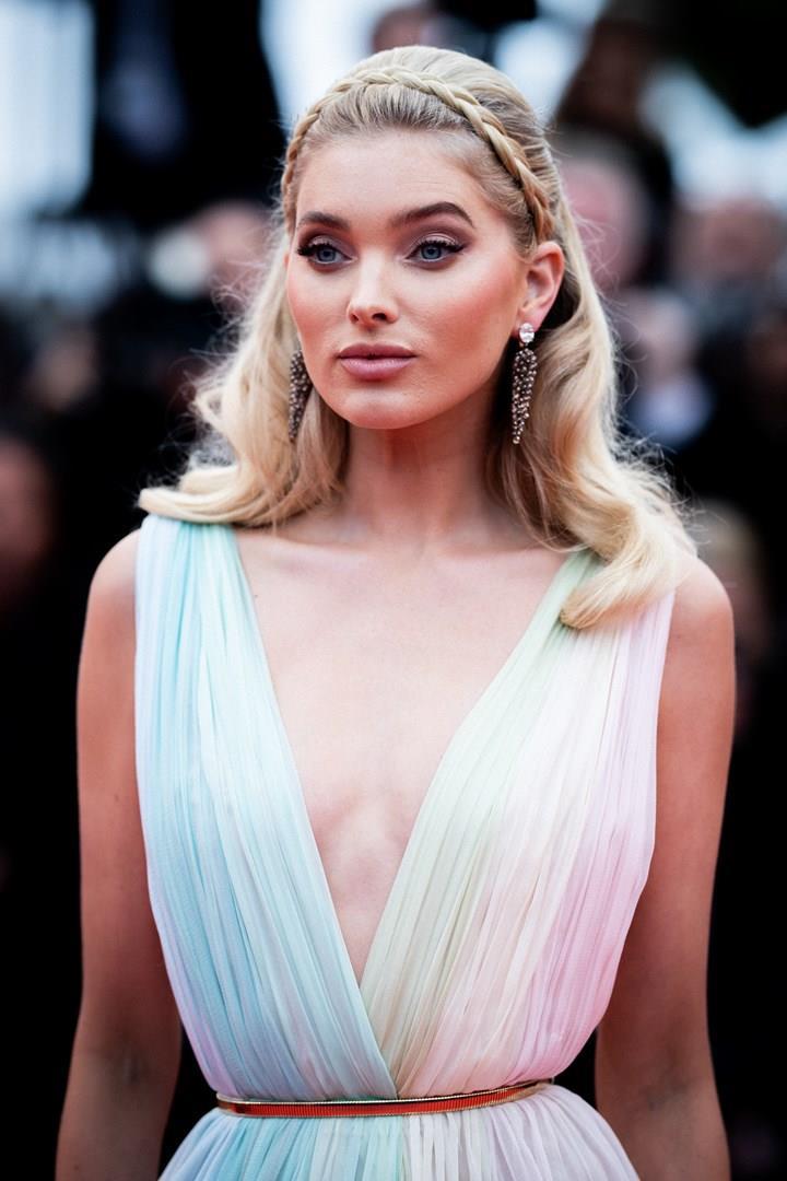 Elsa Hosk a Cannes 2019