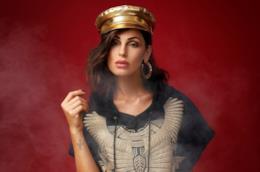Anna Tatangelo a Sanremo 2019 con un brano intenso che parla di un amore ritrovato