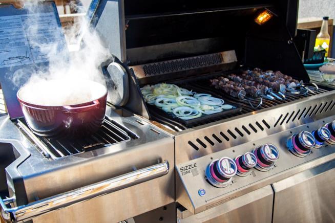 Barbecue a Gas quale comprare