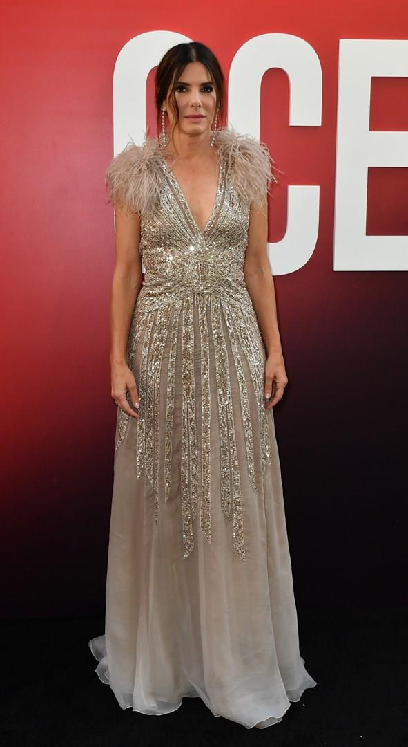 L'attrice Sandra Bullock