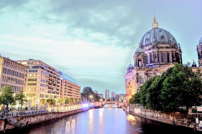 Le 5 destinazioni più pet-friendly: Berlino - Germania