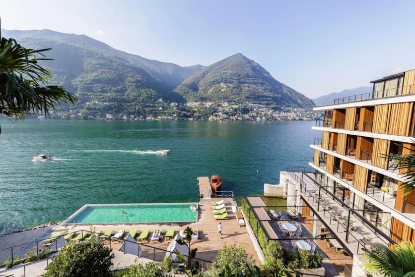 Weekend romantico al Sereno Hotel sul lago di Como
