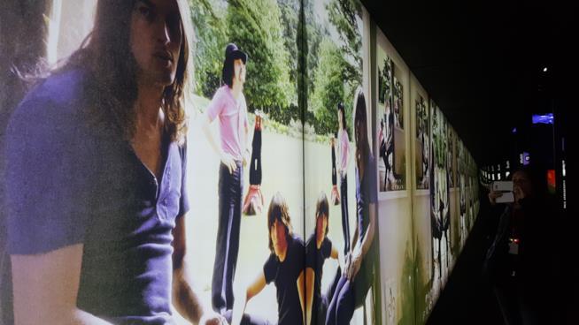 Gioco di specchi per i Pink Floyd al Macro