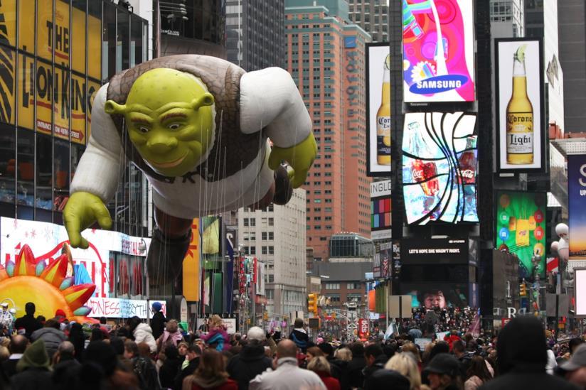Cosa da fare a New York in autunno: Macy's Thanksgiving Parade per il Ringraziamento