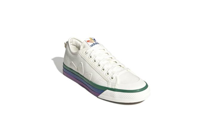 Sneaker Nizza Pride